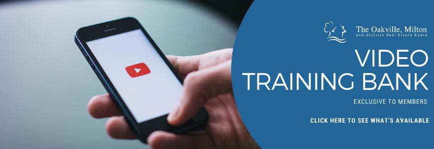 Video Training Bank